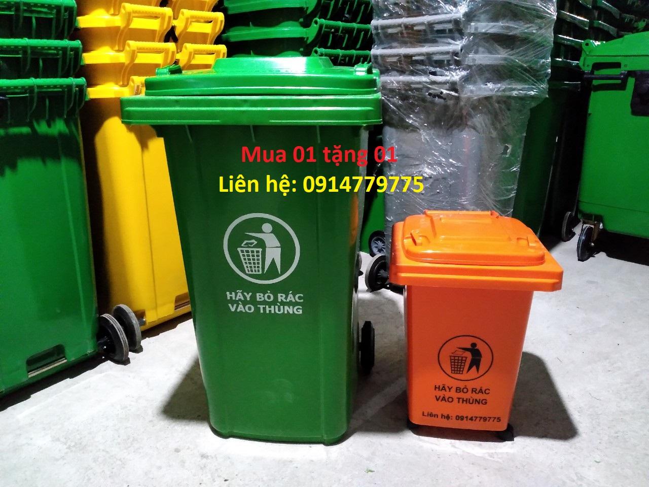 Khuyến mãi thùng rác tại Đà Nẵng